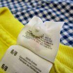 Laundry labels